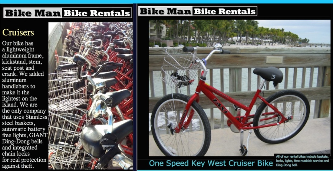 key west cruiser bike