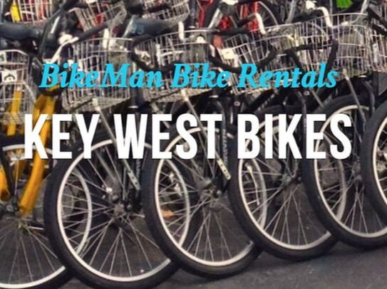 bike rental locations in Key West